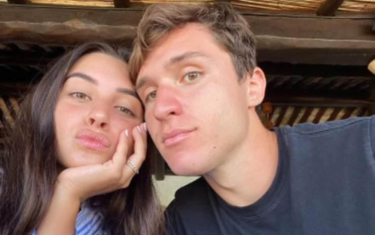Federico Chiesa fidanzata