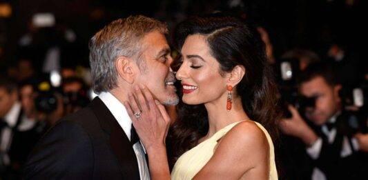George Clooney, la notizia fa il giro del mondo: riguarda sua moglie