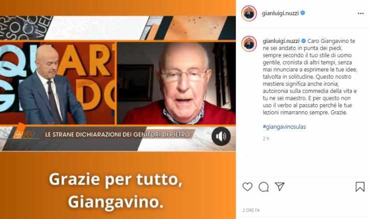 Gianluigi Nuzzi collega