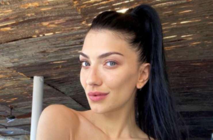 Giovanna Abate dopo operazione