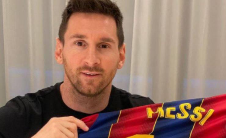 Lionel Messi mamma