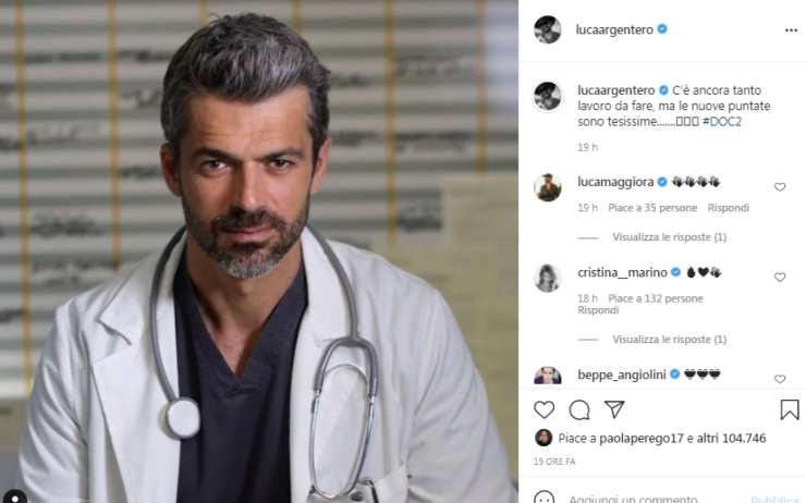 Argentero Doc-Nelle tua mani 2