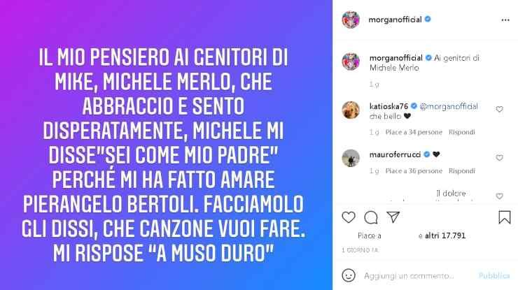 Michele Merlo Morgan