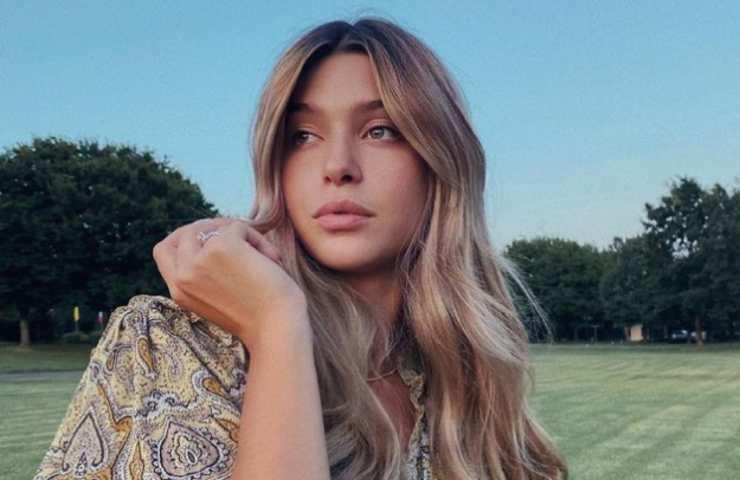 Natalia Paragoni follower