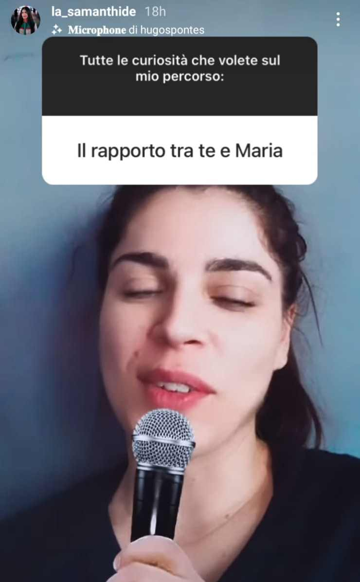 Samantha curcio