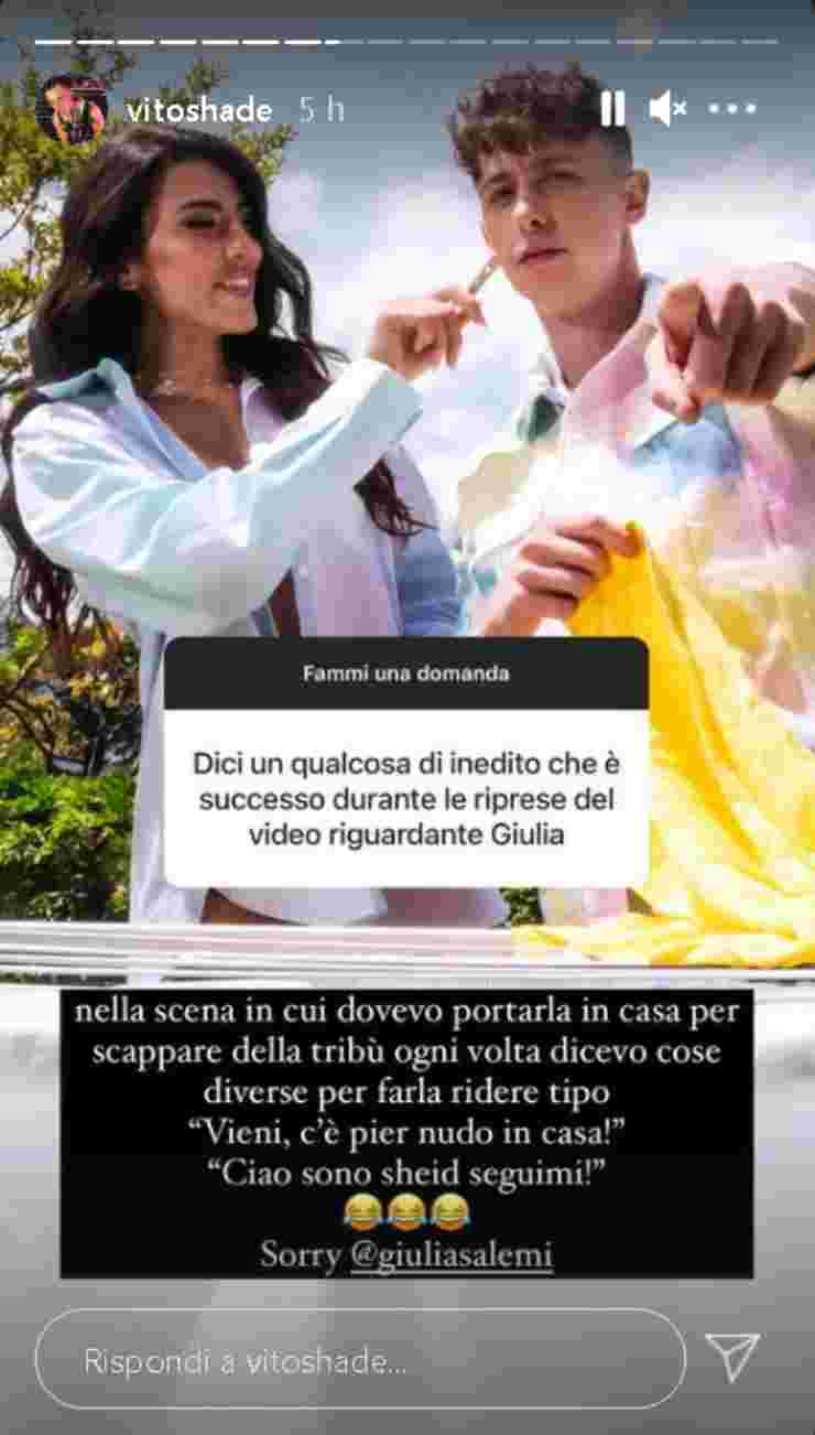 Giulia Salemi video