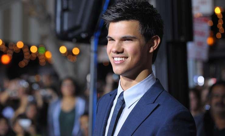 Taylor Lautner oggi