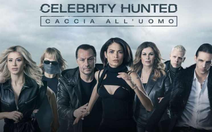 chi ha vinto celebrity hunted 2