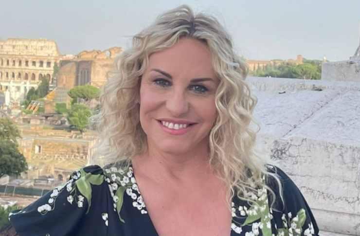 Antonella Clerici esordio
