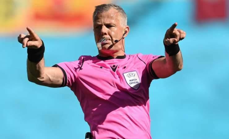 Bjorn Kuipers arbitro finalissima