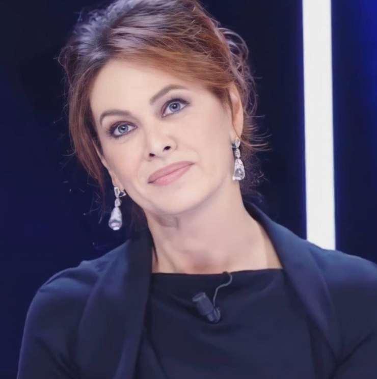 Elena Sofia Ricci retroscena