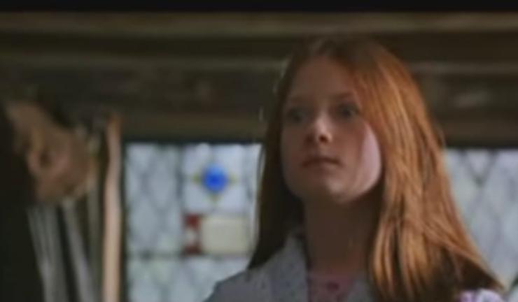 Harry potter, Ginny