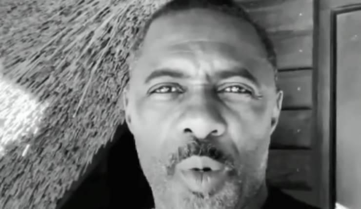 Idris Elba moglie