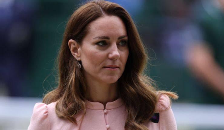 Kate Middleton mamma