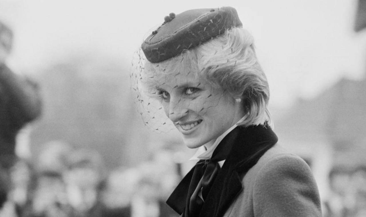 Lady Diana incidente
