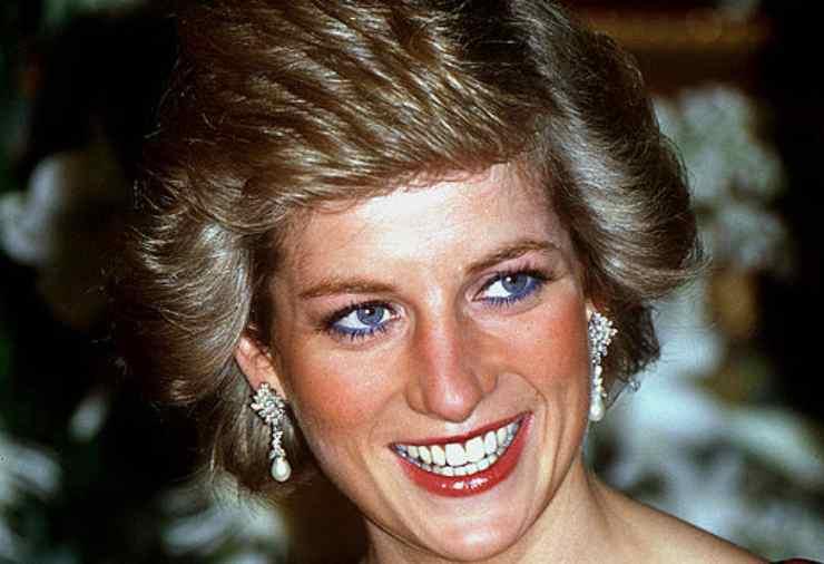 Lady Diana medico