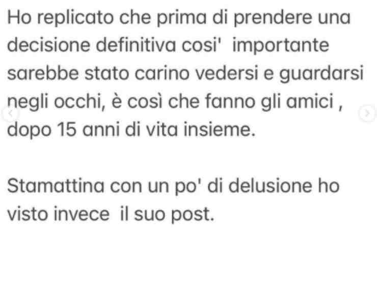 Todaro reazione Carlucci