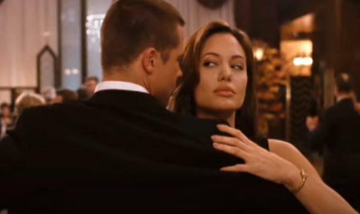 Mr. e Mrs. Smith dettaglio