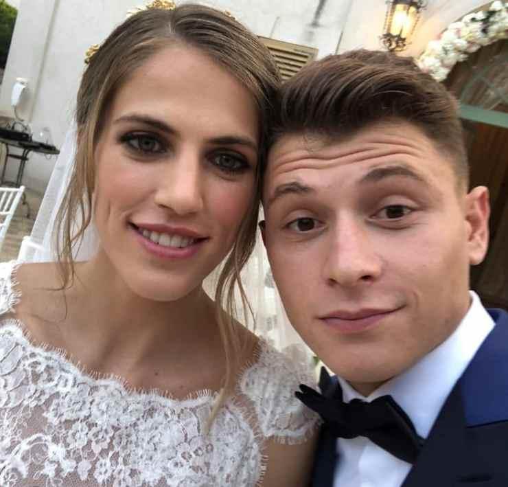 Nicolò e sua moglie