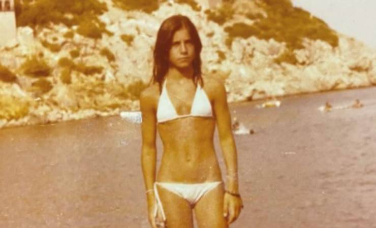 giovanissima cantante italiana