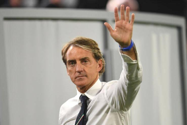 Roberto Mancini dramma