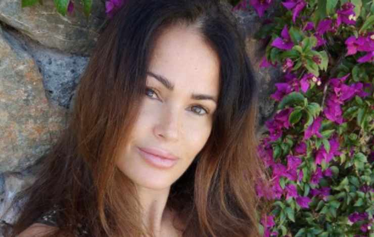 Samantha De Grenet da giovanissima