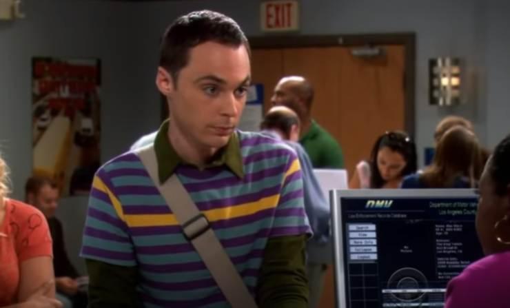 The Big Bang Theory Shleldon