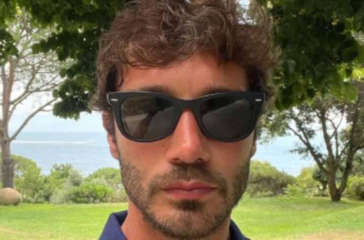 Stefano De Martino cane