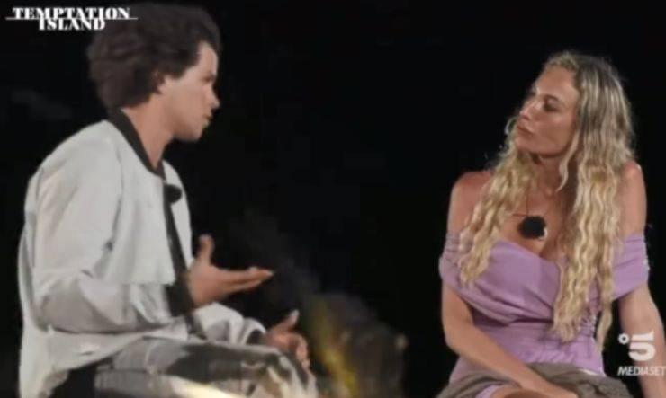 Temptation Island Valentina Tommaso dopo falò