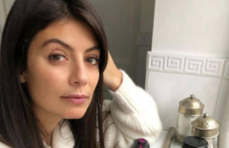 Alessandra Mastronardi mamma