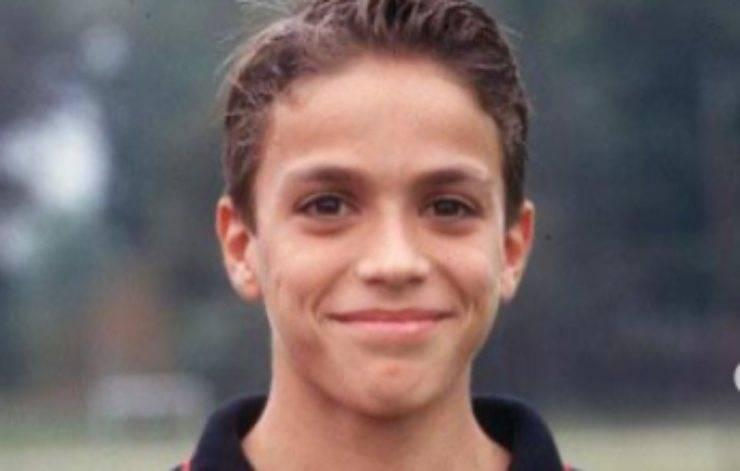 calciatore bambino