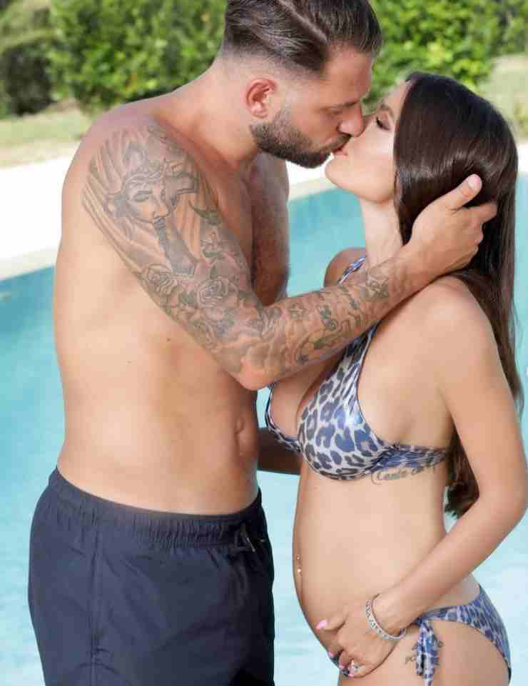 Alessia Macari incinta