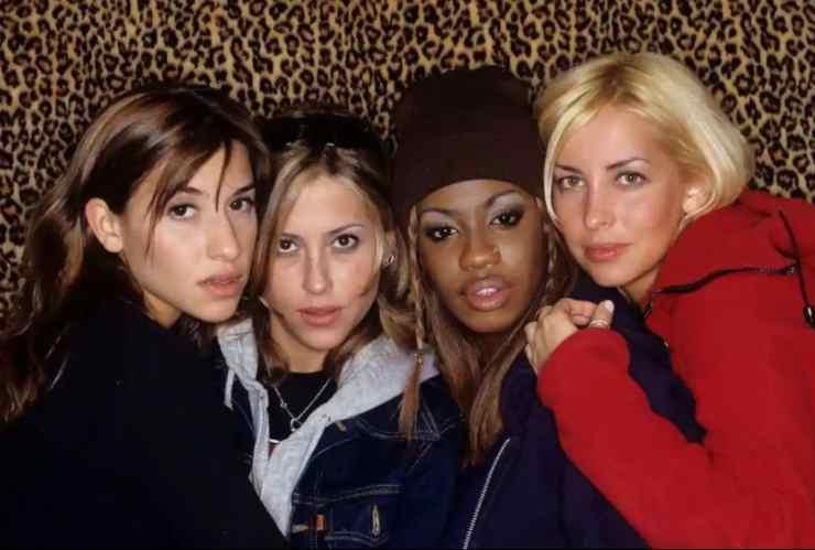 rivali Spice Girls
