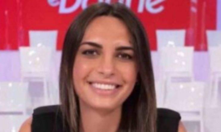 Andrea Nicole Uomini e Donne lavoro