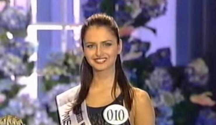 partecipato Miss Italia 1998