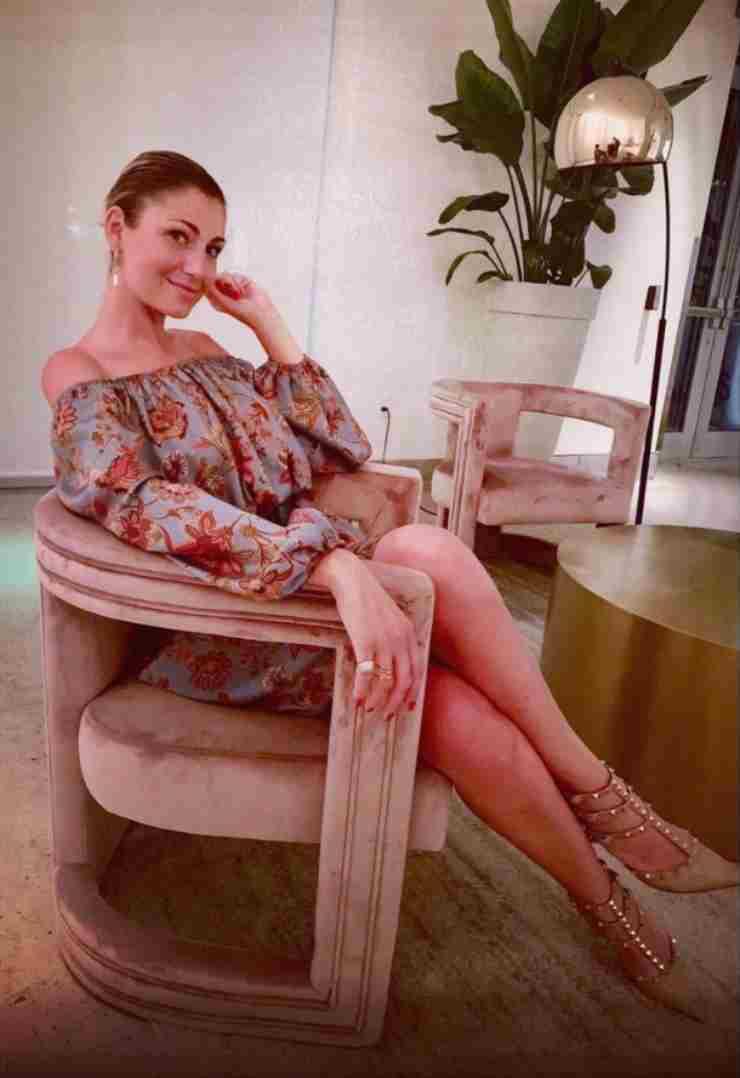 Ex Miss Italia incinta