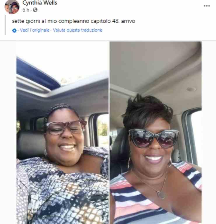 Vite al Limite Cynthia