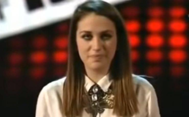 prima vincitrice the voice