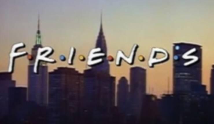 amore protagonisti friends