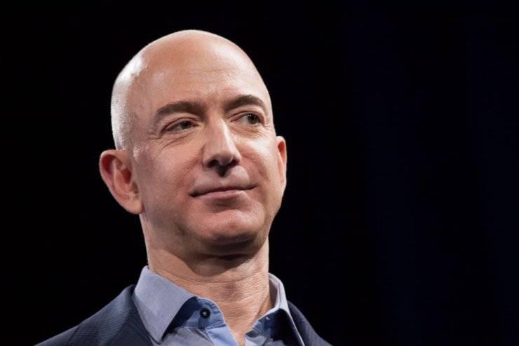 Jeff Bezos quando non lavora