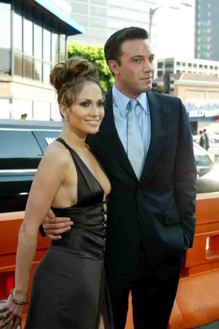 Jennifer Lopez figlie Ben Affleck