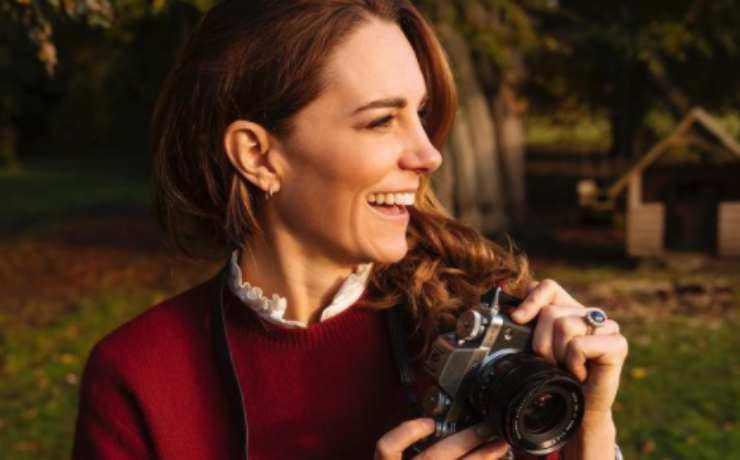 Kate Middleton laureata