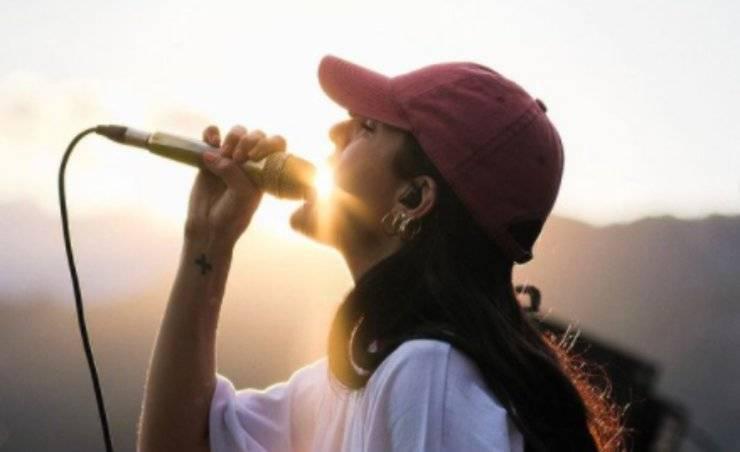 cantante amore