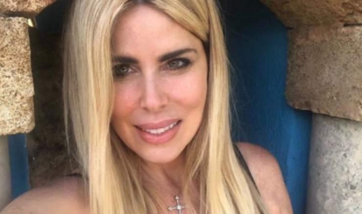 Loredana Lecciso giovanissima