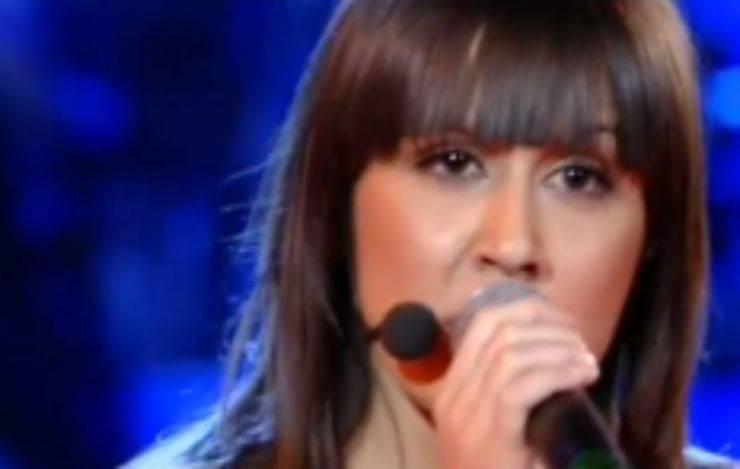 cantante Amici 2005
