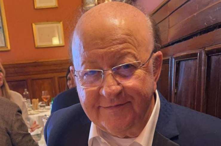 Massimo Boldi messaggio