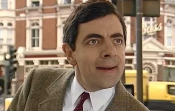 Mr Bean oggi