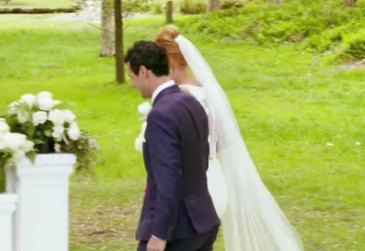 matrimonio a prima vista sposati