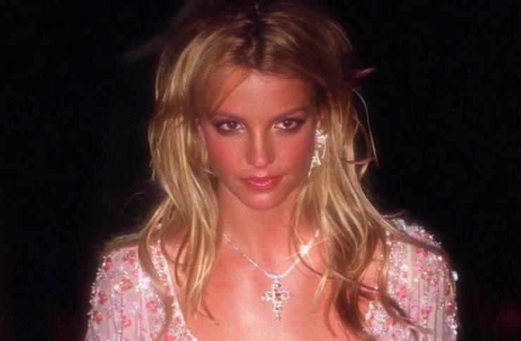 Britney Spears annuncio