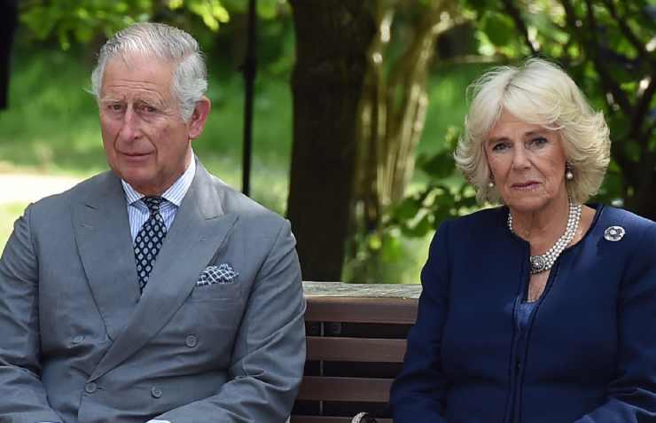 Carlo e Camilla matrimonio